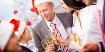 Corporate Parties: The Ghost Of Christmas Past?
